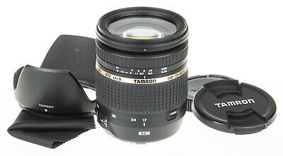 Tamron 17-50mm f/2.8 SP Di-II XR VC IF AF B005 Lens For Canon | faulty