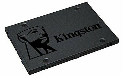 "Kingston SSD A400 - Disco duro sólido, 2.5""(120 GB (2.5''))"