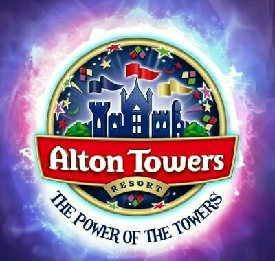 Alton Towers tickets  - Sunday 16th JUNE  2019.   Price per ticket  16/06/19