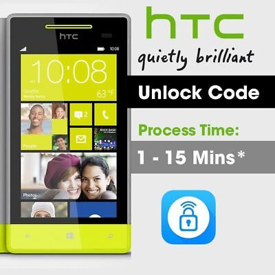 Htc Factory Unlock Code Service Any Model Any Carrier Instant