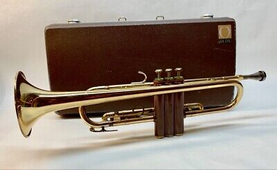 Olds Pinto Fullerton, Calie Trumpet w/ Hard Case (HE1015881)