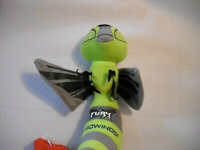 """Toy Factory Promotional Carowinds Fury 325 Theme Park Rollercoast  Plush Bee 13"""""""