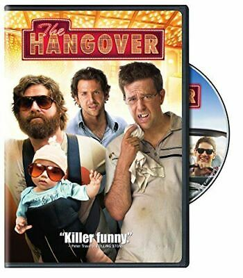 The Hangover (Rated Single-Disc Edition) [DVD]