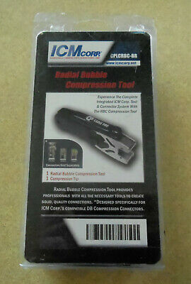 Radial Bubble Compression Tool CPLCRBC-BR, ICM Corp., Cable Pro