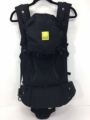Lillebaby The Complete All Seasons SIX-Position 360° Baby & Child Carrier BLACK