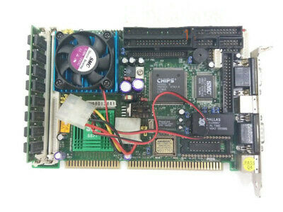 1pcs Used PIA-650DV with CPU memory fan