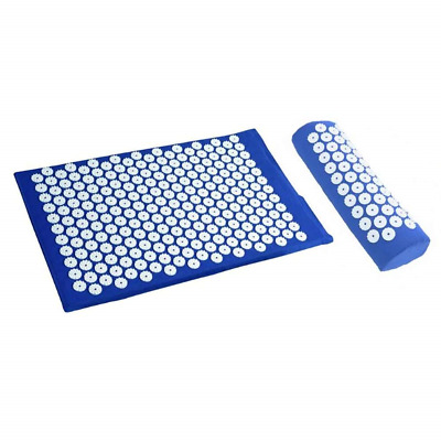 Anself Massager Cushion Acupressure Mat Relieve Stress Pain Acupuncture Massage