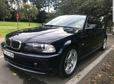 BMW 325ci E46 (2003) 2 door coupe - Automatic - Low Kms - Log books - Sunroof