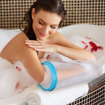 Waterproof Cast Cover for Bath Shower Use, Plaster Bandage Protector, Dressing