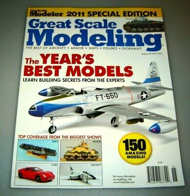 GREAT SCALE MODELING 2001 Special Issue FineScale Modeler