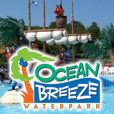 Ocean Breeze Waterpark Tickets Savings A Promo Discount Tool