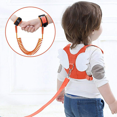 OFUN Anti Lost Safety Wrist Link Belt,Baby Harness and Reins, Toddler Walking