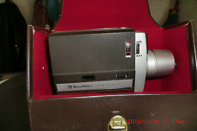 Bell & Howell Autoload 308 SUPER EIGHT - Movie Kamera - Filmkamera - Vintage