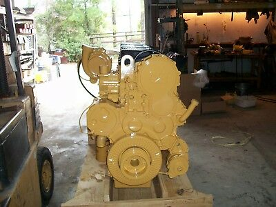 CATERPILLAR 3406E/600 HP C-16 engines everything is new (99