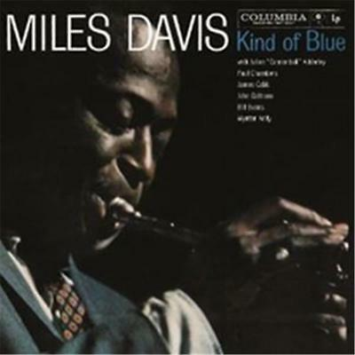 Miles Davis Kind of Blue 1 Extra Track Remastered CD NEW