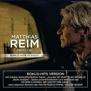 Meteor Matthias Reim Audio-CD Deutsch 2018