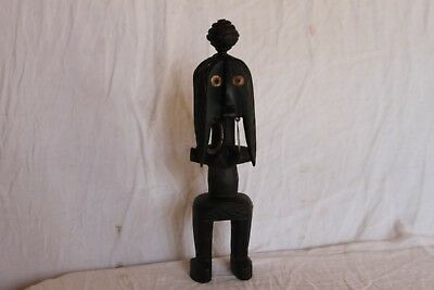 Antique Statue Africaine.