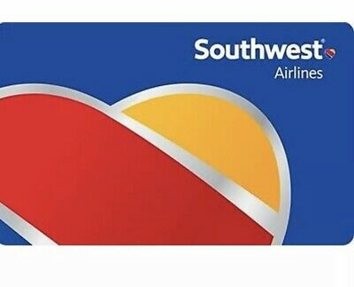 Southwest Airlines $400 Gift Card