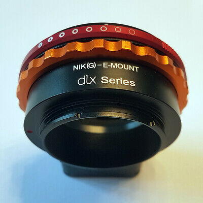 Fotodiox Lens Mount Adapter Nikon(G) to Sony E-Mount