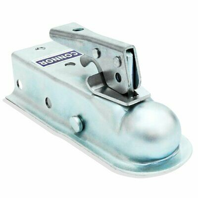 "Connor Boat Trailer Coupler - 1-7/8"" Ball 2"" Width Trailer Tongue, 1617100"