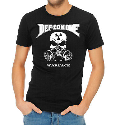 Def Con One Warface 2012 Album Cover T-Shirt