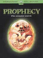 Prophecy (DVD, 2002, Widescreen) RARE OOP TERROR IS BORN THE CLASSIC 1979 FILM