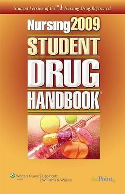 Nursing2009 Student Drug Handbook (Point (Lippinco