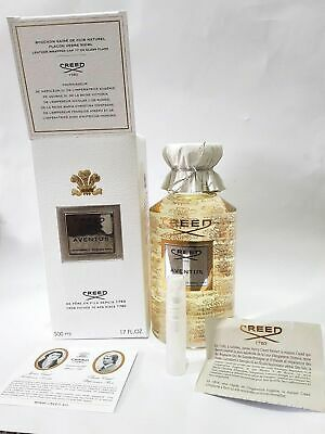 Genuine Mens Creed Aventus 2ML , 5ML , or 10 ML Edp Sample Atomiser Free P&P