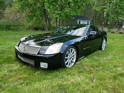 2007 Cadillac XLR V Cadillac XLR V - Black/Black - One of the few available in New England