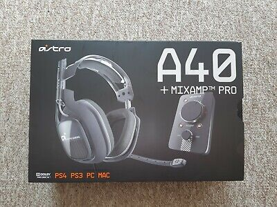 Astro A40 Gen 2 Gaming Headset PC PS4 XB1