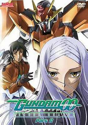 Mobile Suit Gundam 00: Season 2, Part 2 (DVD, 2010, 2-Disc Set) Japanese Anime