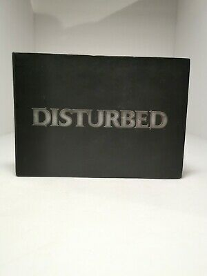Disturbed Ten Thousand Fists CD - Limited Edition With Booklet