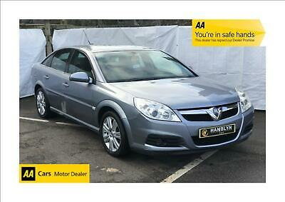 Vauxhall/Opel Vectra 1.8i VVT ( 140ps ) 2007 Exclusive, A/C, Alloys, Bluetooth,