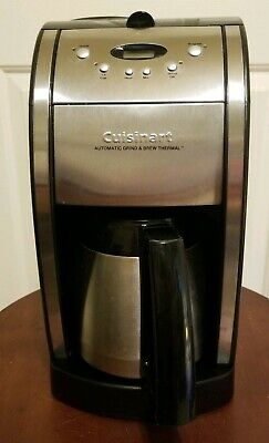 Cuisinart DGB-600BC Automatic Grind & Brew Thermal 10 Cup Coffee Maker