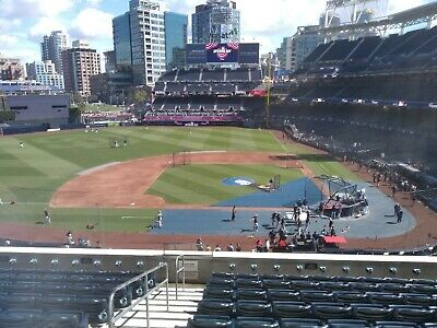 2 Tickets Sec 206 Toyota Terrace Boston Red Sox @ San Diego Padres 8/23 Petco