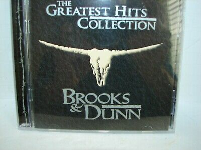 """(#CD-28)  BROOKS & DUNN """"the GREATEST HITS COLLECTION"""