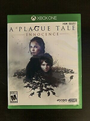 A Plague Tale: Innocence (Microsoft Xbox One) Physical Game USA