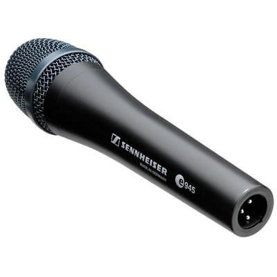 New Sennheiser e945 Supercardioid Dynamic Vocal Mic Authorized Dealer! Warranty