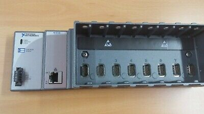 National Instruments NI 9148 8-Slot Ethernet Chassis