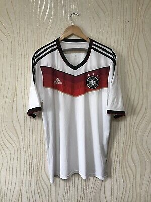 a985d7aed GERMANY DFB JERSEY small 2014 World Cup shirt G87445 soccer football ...