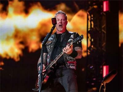 Metallica Sydney Golden Circle Front Standing Tickets With Slipknot Sat 26Th Oct
