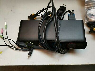Belkin SOHO 4 Port KVM Switch F1DS104L