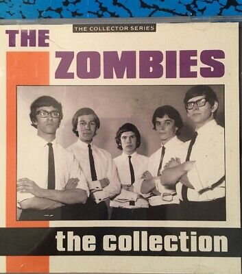 Zombies: The Collection  CD  Castle Communication England CACD-2005 1988
