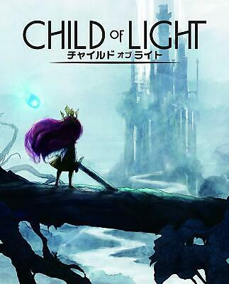 Child of Light - PS4 Japan New