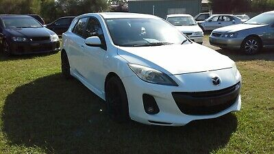 2012 Mazda 3 SP25 BL Series 2 MY13