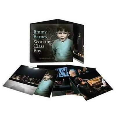 Jimmy Barnes (Working Class Boy - Deluxe Edition 2Cd Set Sealed + Free Post)