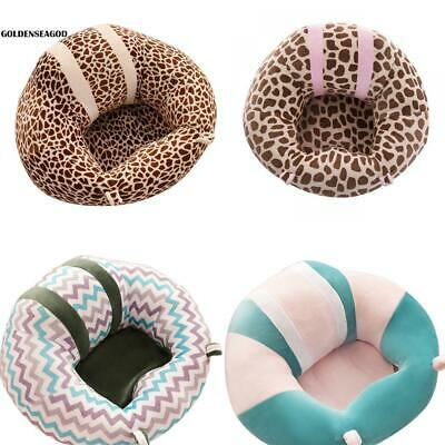 Soft Cute Print Baby Support Seat Sofa Baby Learning Chair Plush Toy GDNG 02