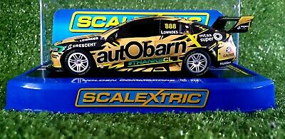 Scalextric V8 SUPERCAR Craig Lowndes ZB Holden Commodore - Last Full Time Drive