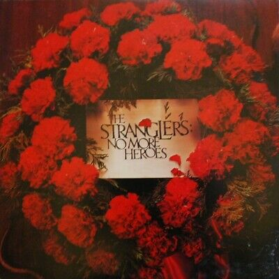 * The Stranglers * No More Heroes * Lp *