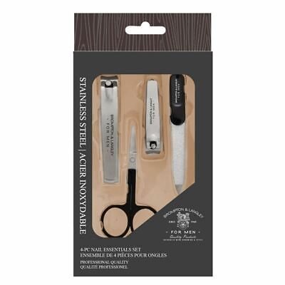Brompton & Langley For Men 4 Piece Nail Essentials Kit